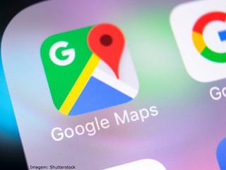 Recurso do Google Maps agora também revela nível de bateria do celular