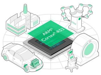 """ARM apresenta novo """"chip do freio"""" para carros autônomos."""