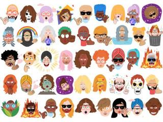 Gboard agora usa AI para transformar a sua selfie em um sticker personalizado