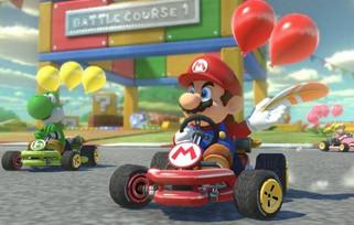 'Mario Kart' é o 1º jogo da Nintendo a ser lançado oficialmente em VR