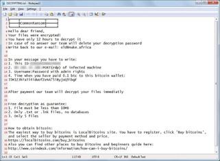Pesquisador alerta para o ransomware CommonRansom