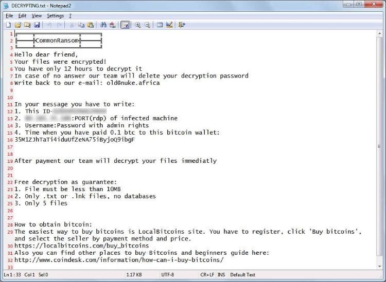 Ransomware   Notícias de TI