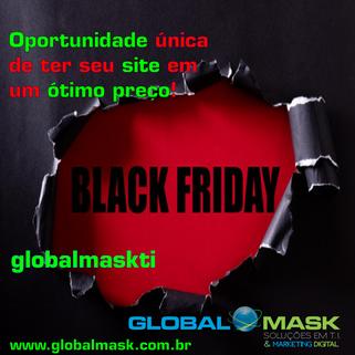 Criação de Sites Black Friday !