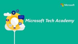 Conheça a Microsoft Tech Academy