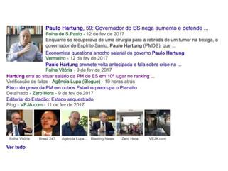 Google lança ferramenta de verificação de notícias falsas no Brasil.