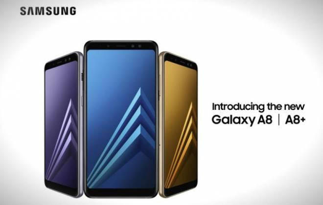 Samsung Galaxy A8 e A8+   Notícias de TI   Globalmask Soluções em TI