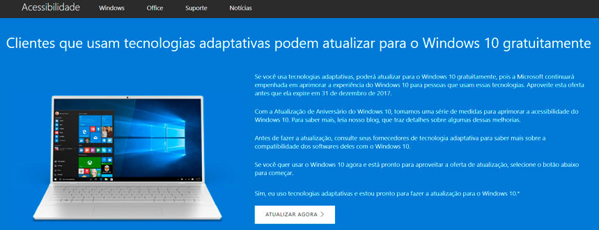Windows 10 atualizado | Notícias de TI | Globalmask
