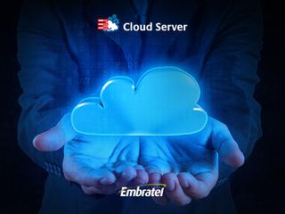Embratel anuncia Cloud Server nacional para atender negócios com mais velocidade.
