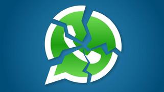 WhatsApp fora do ar? Usuários não conseguem enviar fotos, áudios e stickers!