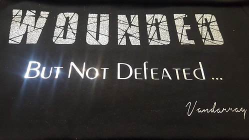 Wounded But Not Defeated T-Shirt