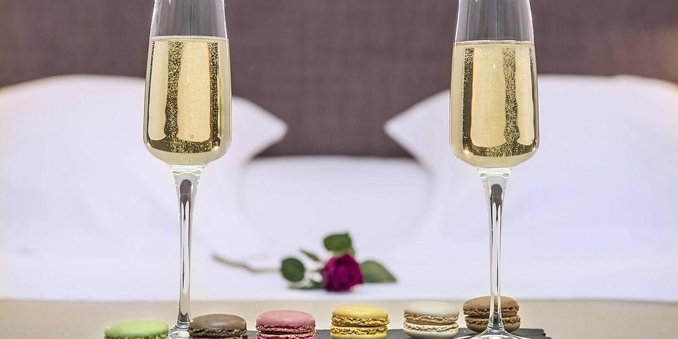 Champagne & Macaroon Tasting