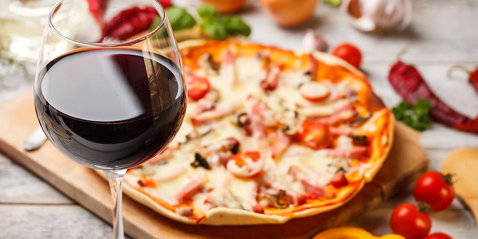 Pizza & Wine Pairing!