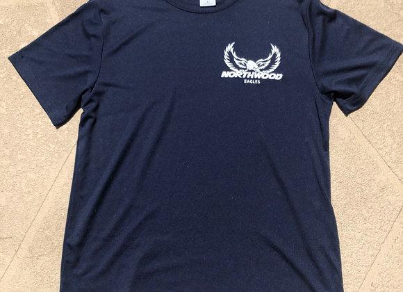 Youth Sport Shirt, Navy
