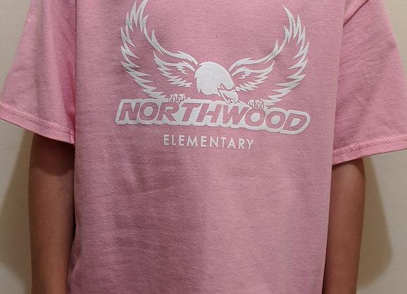 Adult T-Shirt, Pink