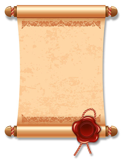 Creative-scroll-paper-background-vector-
