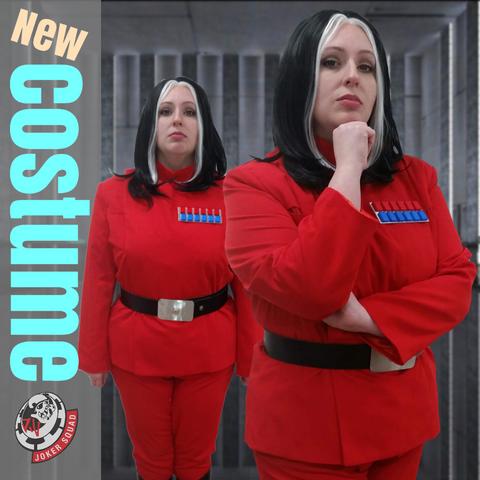 Star Imperial Officer Ysanne Isard