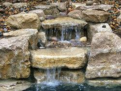 Waterfalls pond Crawley