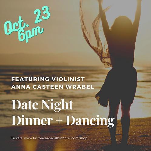 Dinner + Dancing