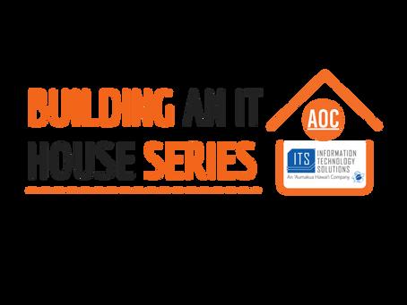 AOC Show 233/Building an IT House Series: Connectivity Creates the House