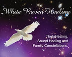 White Raven Healing energy