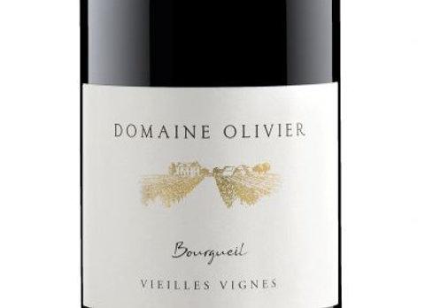 AOP Bourgueil VV - Domaine Olivier
