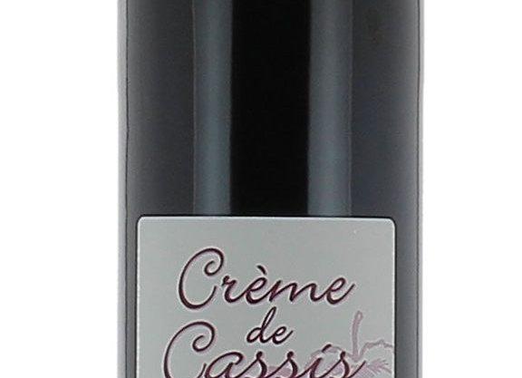 Crème de cassis - Domaine des Nugues