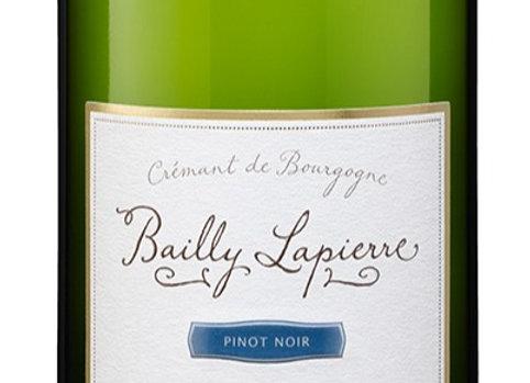 AOP Crémant de Bourgogne Pinot Noir - Bailly Lapierre