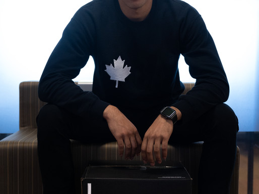 How Marc Lafleur went from barely graduating high-school to CEO of a Dragon-backed business