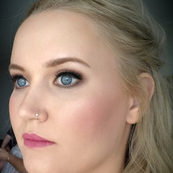 Bridal Makeup Headshot