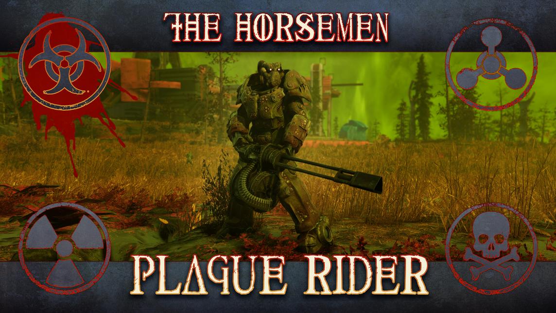 Fallout 76: Plague Rider