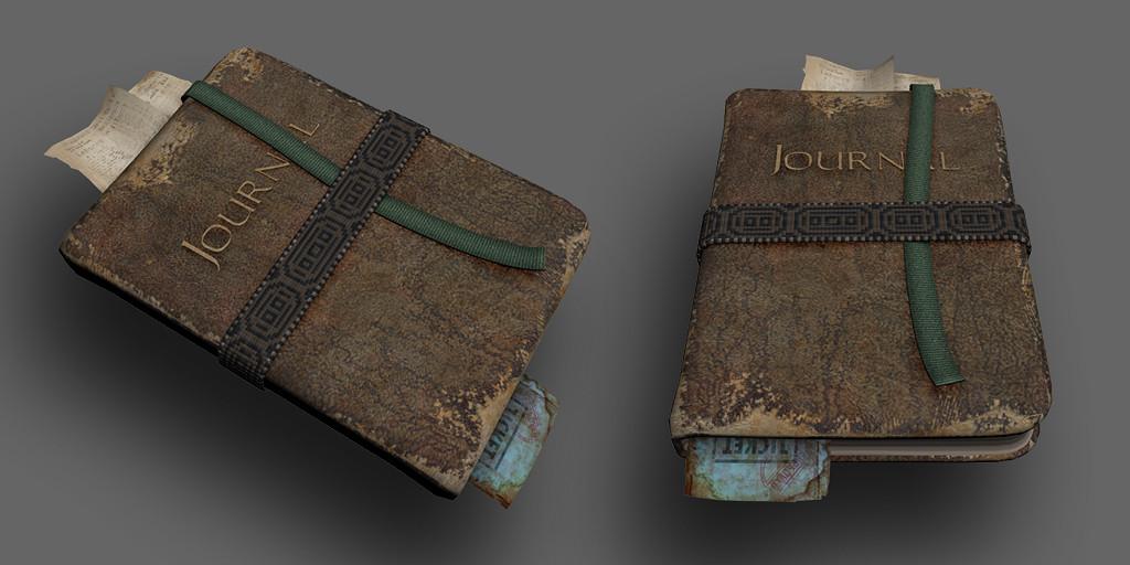 Gears of War 3: Journal