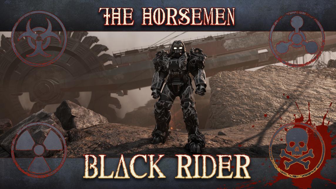 Fallout 76: Black Rider