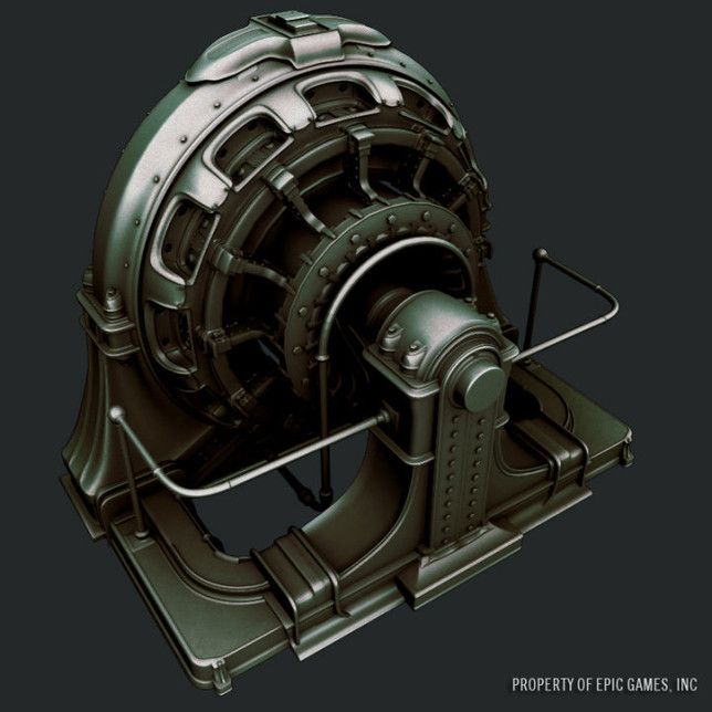 Gears of War: Generator