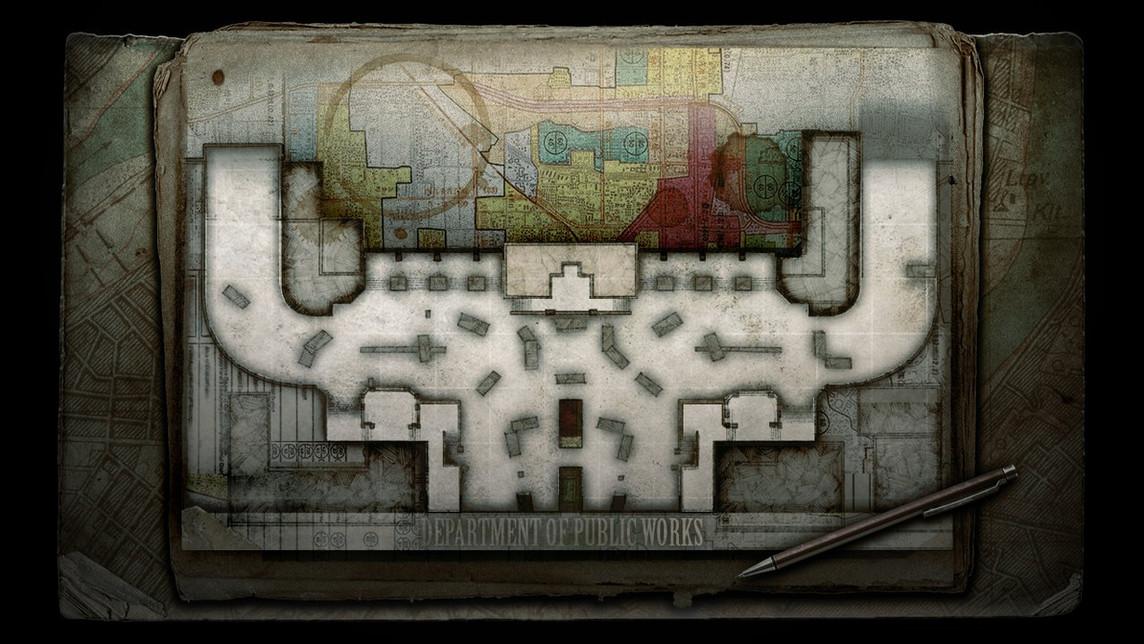 Gears of War 3 Multiplayer Maps