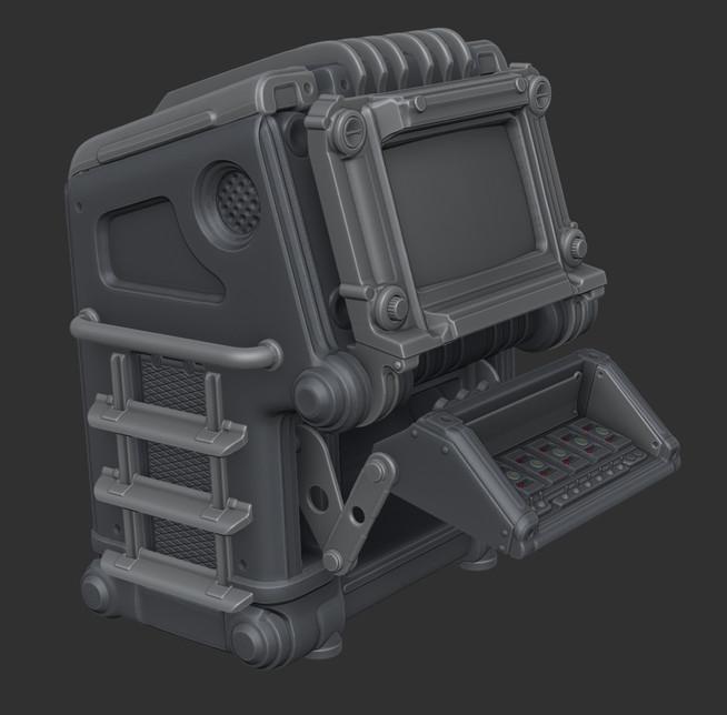 Fallout 76: Console