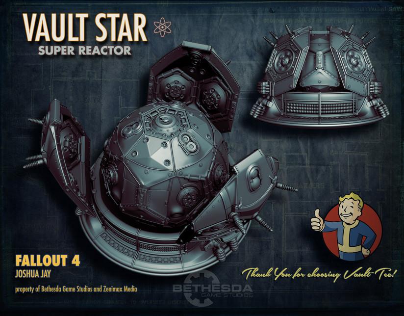 Fallout 4: Vault Star