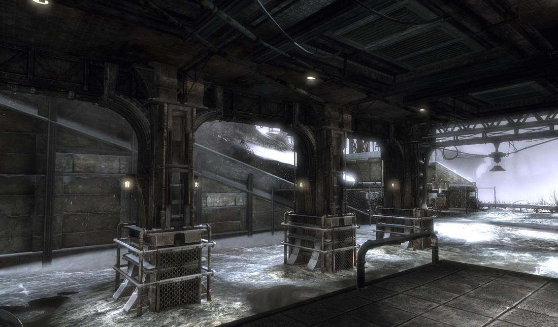 Gears of War 2: Underhill