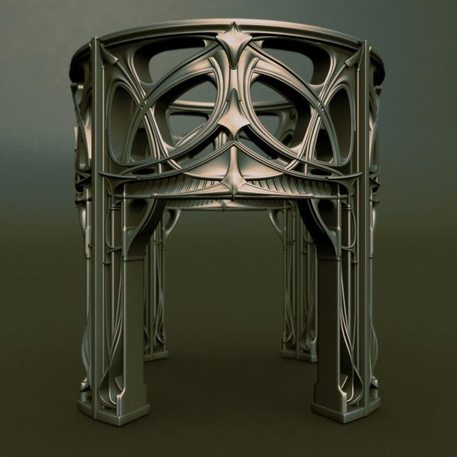 Gears of War Rotunda