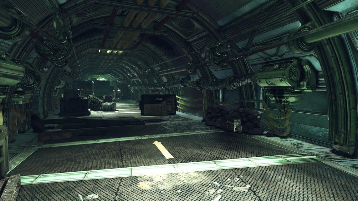 Fallout 76: Nuclear Missile Silo