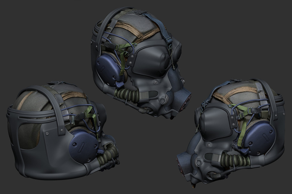 Fallout 76: H.A.R.E. helmet