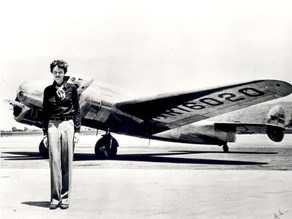 5/21 - Amelia Earhart Crosses the Ocean