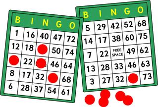 6/8 - Cash Bingo