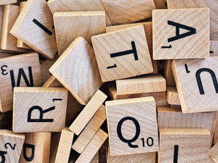 4/13 - National Scrabble Day