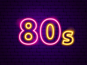 5/14 - Remembering the 80's