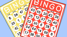 12/5 - Candy Bar Bingo