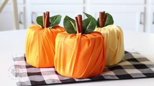10/3 - Toilet Paper Pumpkins
