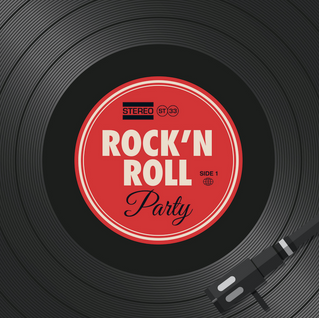 4/10 - 50's Rock and Roll Party