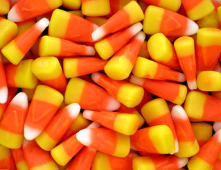 10/12 - Candy Corn Turkey's
