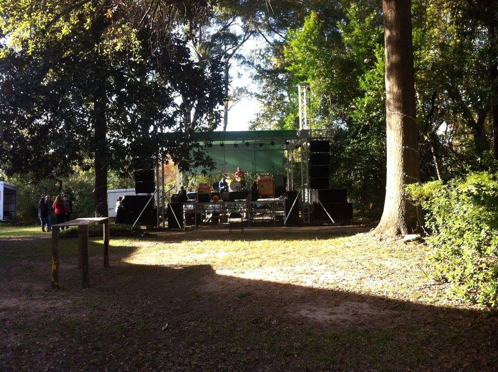 Stage, Sound, and Lighting Service