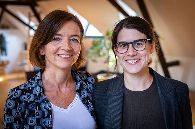 Andrea Anglhuber Tina Ochs Freiraum Achtsamkeit Wiesbaden
